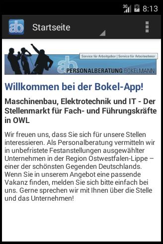 Bokel-App