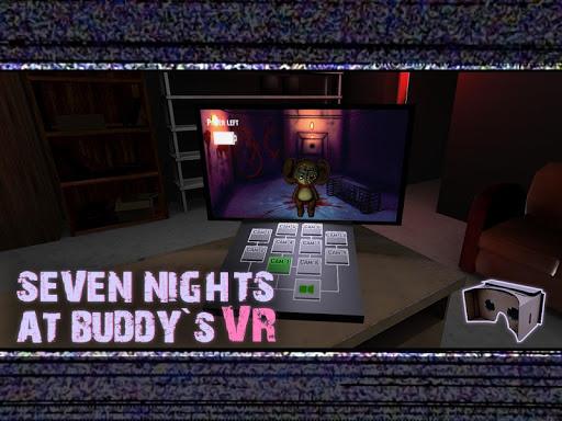 Seven Nights At Buddy's VR