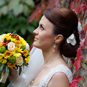 Bridal bouquet by Vasiliu Leonard - Wedding Details ( bouquet, wedding photography, wedding, wedding photographer, bride,  )