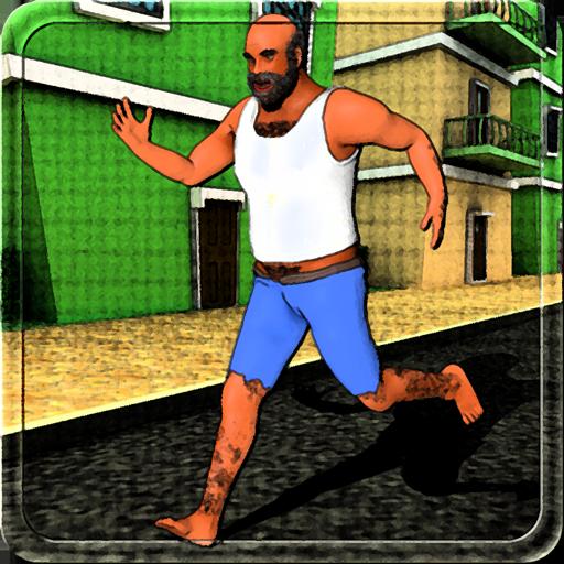 跑步无家可归 街機 App LOGO-硬是要APP