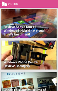 WPCentral — The app! - screenshot thumbnail