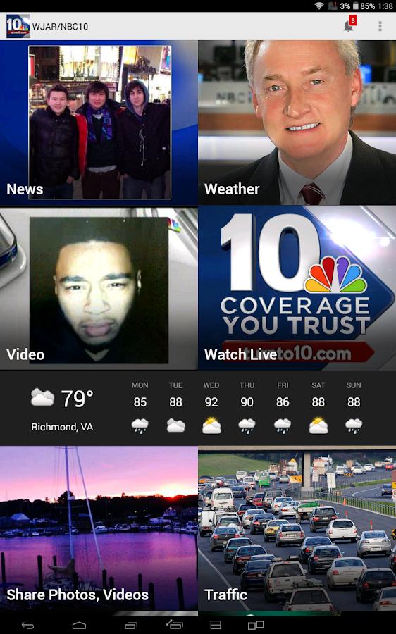 WJAR/NBC10 - screenshot