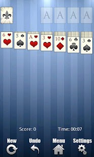 Solitaire Deluxe - screenshot thumbnail