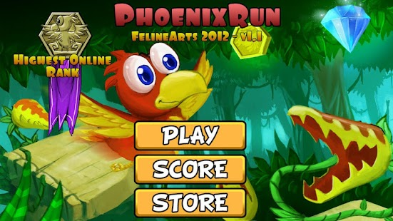PhoenixRun- screenshot thumbnail