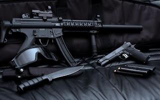 Screenshot of Gun HD Wallpaper