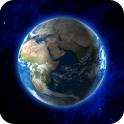 Earth HD Live Wallpaper icon
