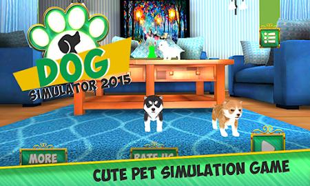 Dog Simulator 2015 1.1 screenshot 70040