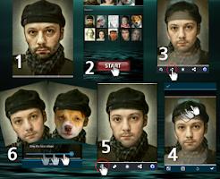Screenshot of Multi Face Blender