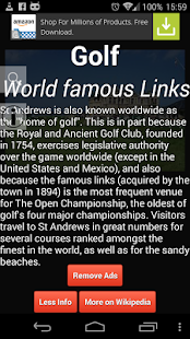 St Andrews Tourist Local Guide screenshot