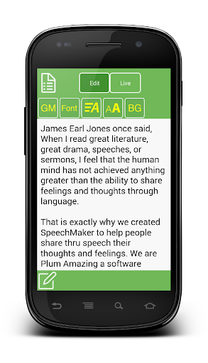 SpeechMaker