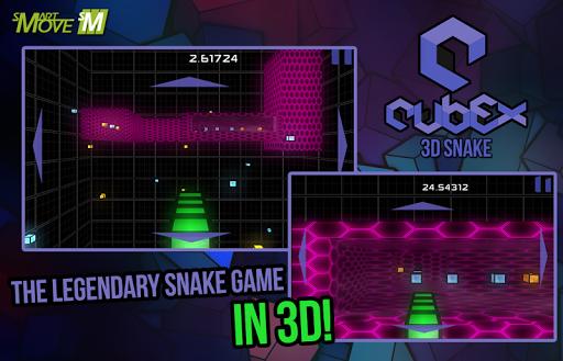 Cubex 3d Snake Arcade
