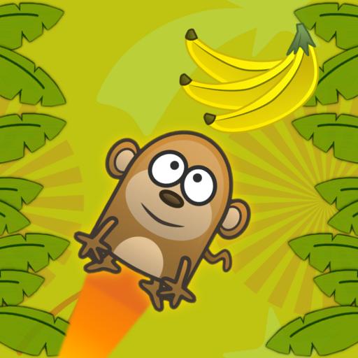 Hungry Monkey  Tilt & Jump