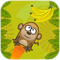 Hungry Monkey – Tilt & Jump logo