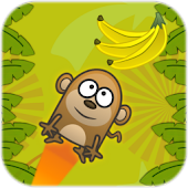 Hungry Monkey - Tilt & Jump