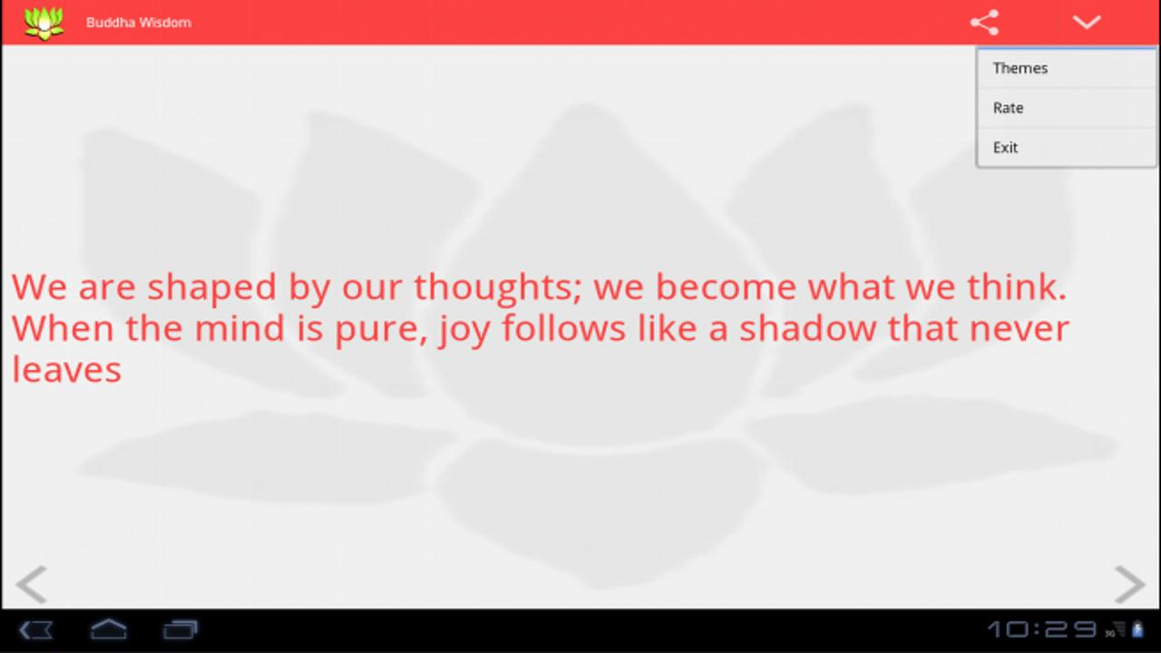Buddha Wisdom - screenshot