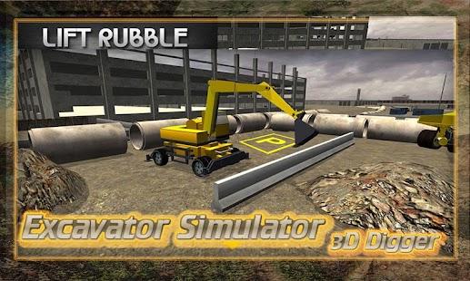 Excavator-Simulator-3D-Digger 1