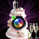 Wedding Camera+ logo