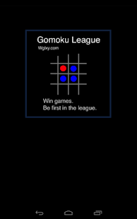 Gomoku League- screenshot thumbnail