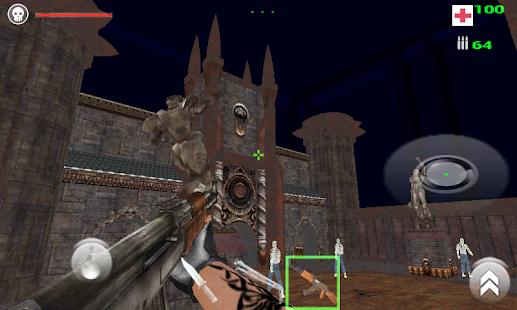 Quake 3 Engine- Zombie (alpha) - screenshot thumbnail