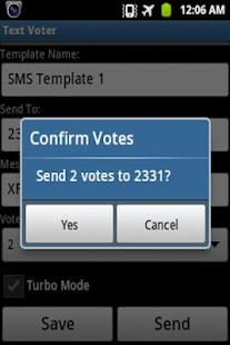 Text Voter- screenshot thumbnail