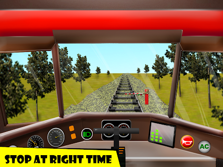 Train Driving Simulator Pro 2D 1.6 screenshot 124128
