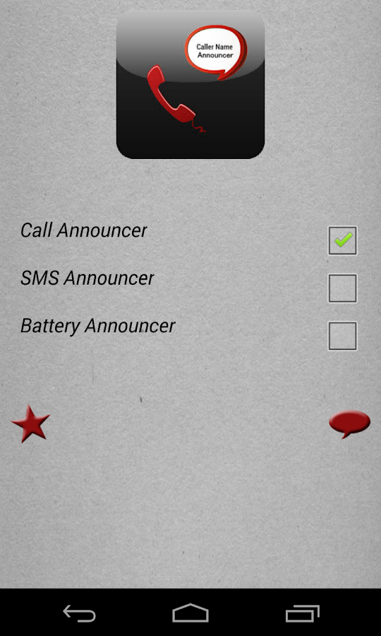 Caller Name Announcer - screenshot