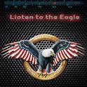 Listen to the Eagle icon