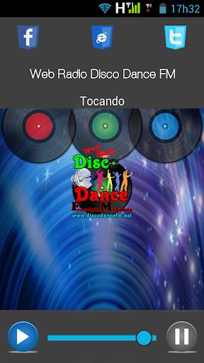 Web Rádio Disco Dance FM