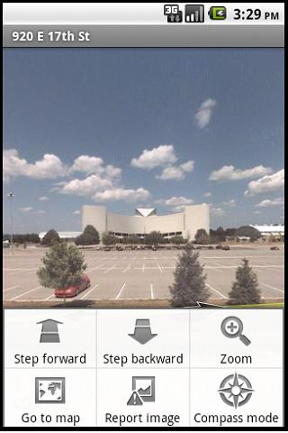 IUBloomington Building Locator - screenshot
