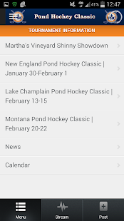 Pond Hockey Classic- screenshot thumbnail