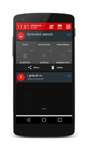 L RED Android Theme CM11/PA v1
