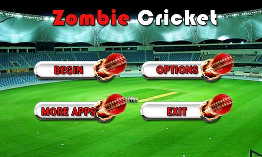 Zombie Cricket