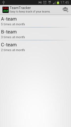 TeamTracker
