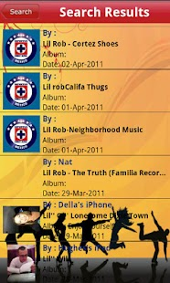 iMusicShare- screenshot thumbnail