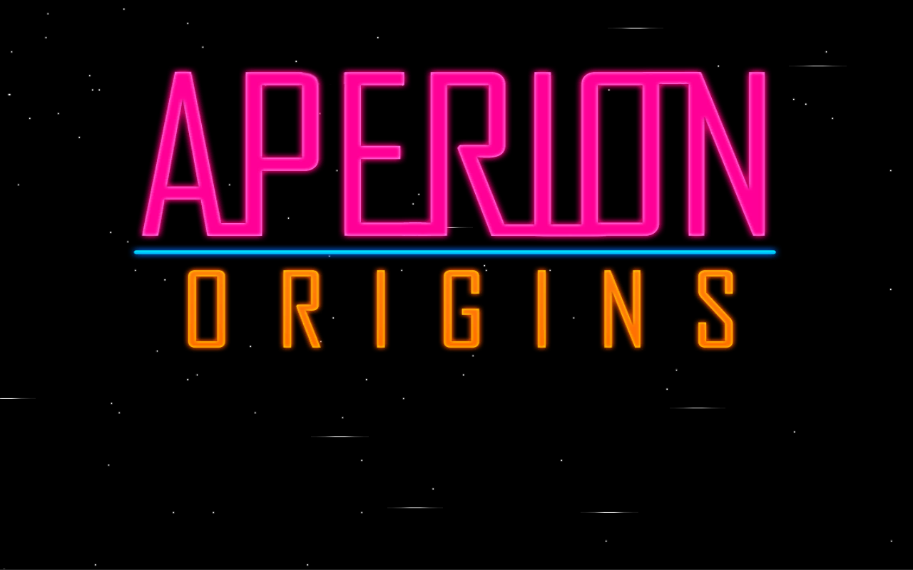 Aperion Origins- screenshot