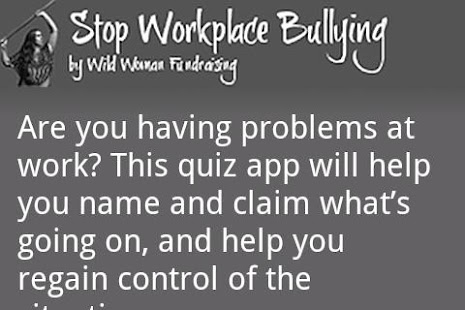 Stop Workplace Bullying (Full)- screenshot thumbnail