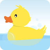 RubberDuck Live Wallpaper