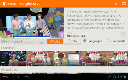Viki: Free TV Drama & Movies Screenshot 22