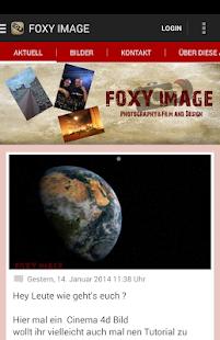 FOXY IMAGE - screenshot thumbnail