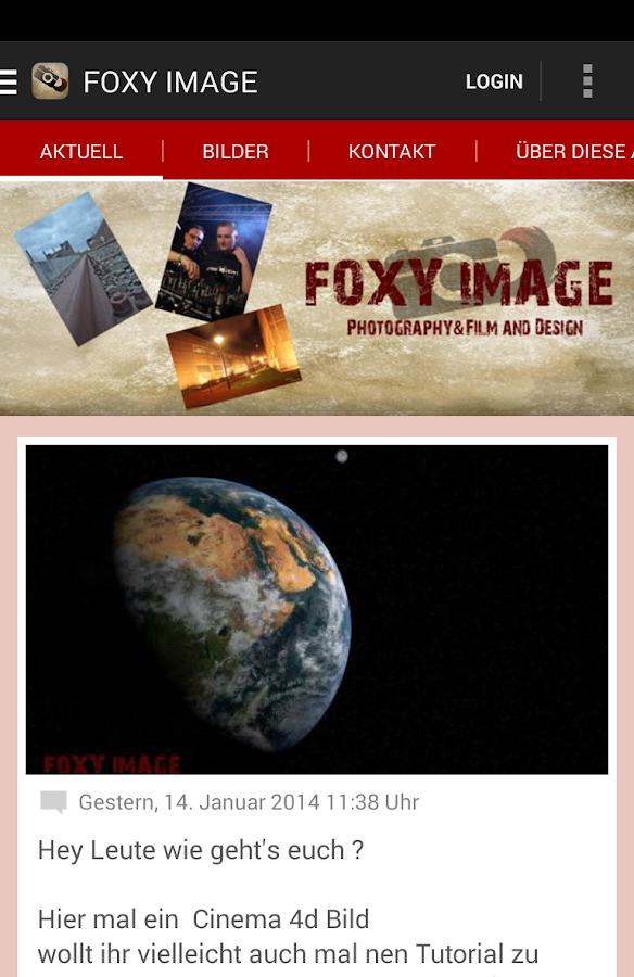 FOXY IMAGE - screenshot