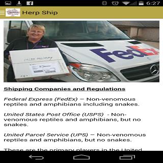 HERP SHIP