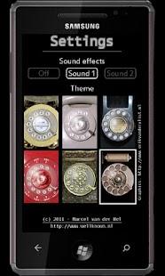 Rotary Dialer PRO- screenshot thumbnail