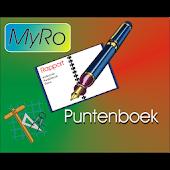MyRo Puntenboek