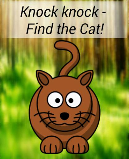 猫を見つけて下さい!