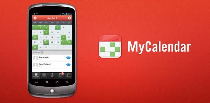 MyCalendar Mobile apk