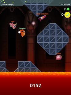 Flapping Birds - Online- screenshot thumbnail