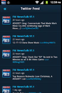FM NewsTalk 97.1 - screenshot thumbnail