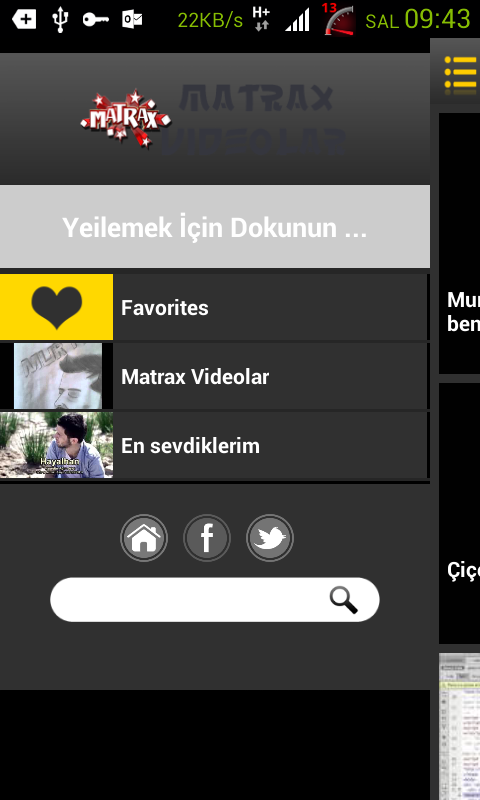 Matrax Videolar - screenshot