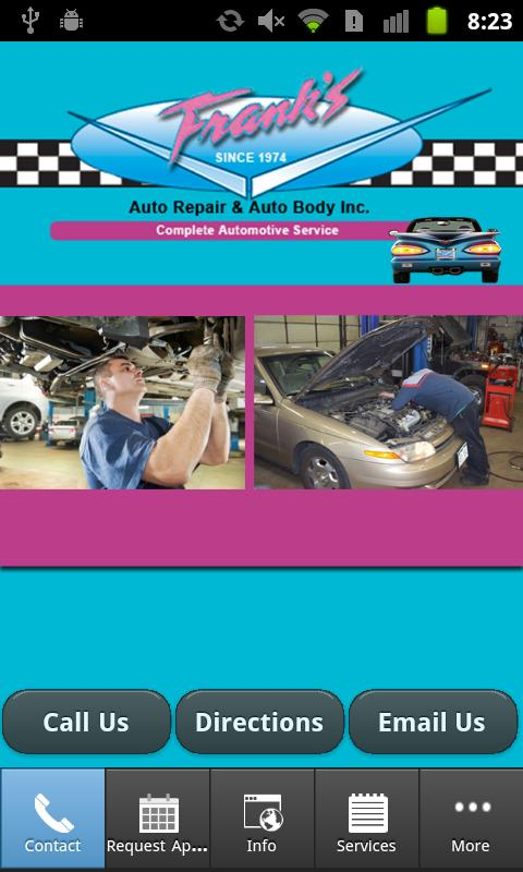 Fanwood Auto Repair Auto Body - screenshot