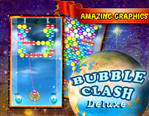 Bubble Deluxe Shooter 5000
